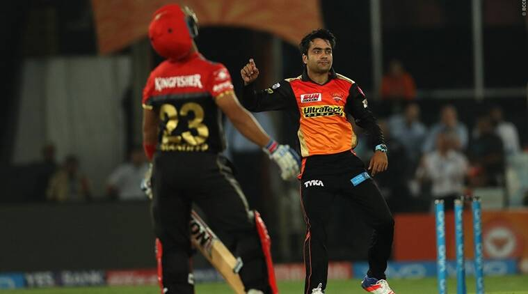 IPL: Sunrisers elect to field, Gujarat Lions make two changes