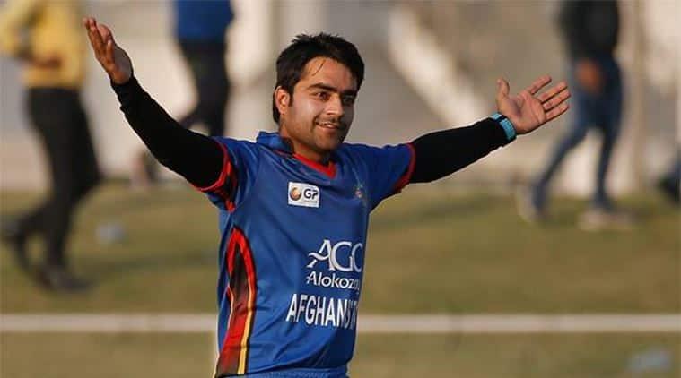 Image result for Rashid Khan (cricketer)