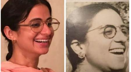 Manto: Rasika Dugal to play Nawazuddin Siddiqui's wife Safia and her resemblance is spot on. See pic