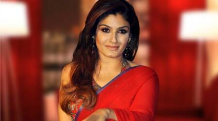 FIR against Raveena Tandon for shooting inside Lingaraj Temple