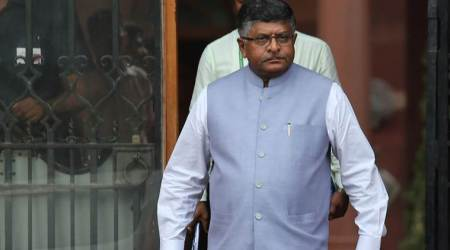 Triple talaq: Open to Congress suggestions if 'reasonable', says Ravi Shankar Prasad