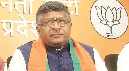 Ravi Shankar Prasad, LDF government, kerala, kerala violence, kerala terrorism, Kerala government, Prasad, India news, indian express news