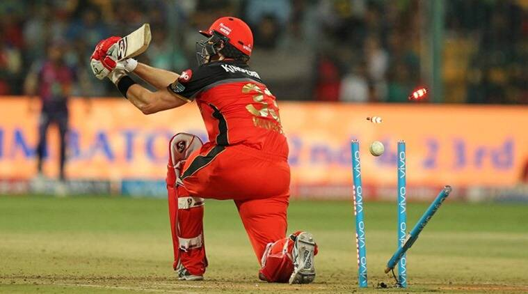 Buttler's brute strength helps Mumbai Indians crush Kings XI Punjab