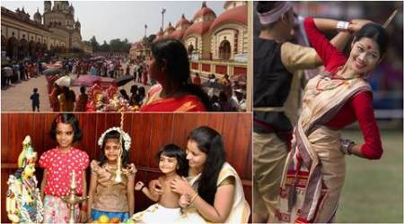 Here's how Indians celebrated Rongila Bihu, Poila Boisakh, Vishu and other regional New Year festivals