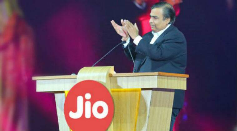 reliance jio, bofaml survey, business news, indian express news