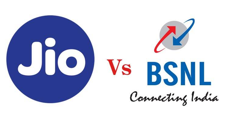 Bsnls 270 Gb Data At Rs 333 Vs Reliance Jio Plans Heres A