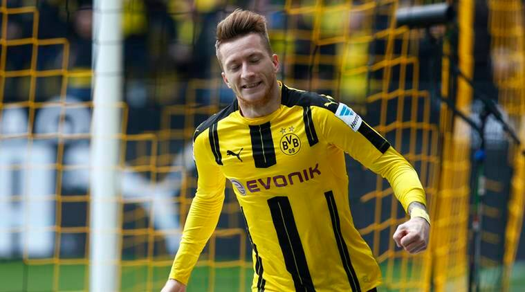 Borussia Dortmund, Marco Reus, German Cup, Eintracht Frankfurt, Germany Confederations Cup, sports news, football news, indian express