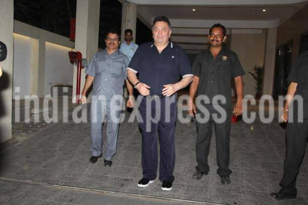 rishi kapoor, kapoor and sons, rishi kapoor kapoor family, babita birthday images
