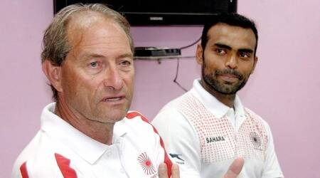 Roelant Oltmans, Oltmans, India, Sultan Azlan Shah Cup, Japan, Malaysia, hockey news, sports stories, Indian Express