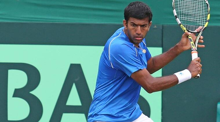 Rohan Bopanna, Rohan Bopanna news, Rohand Bopanna coaching, Rohan Bopanna matches, sports news, sports, tennis news, Tennis, Indian Express