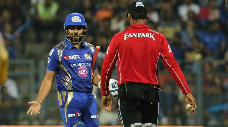 ipl 2017, ipl 10, ipl umpires, ipl 2017 umpires, ipl, rohit sharma, ipl umpiring, ipl umpire panel, cricket news, cricket, sports news, indian express