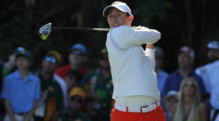 Rory McIlroy, Rory McIlroy news, US Masters, US Masters news, Augusta National, Rory McIlroy matches, sports news, sports, golf news, Golf, Indian Express