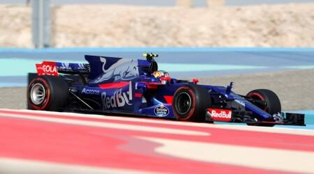Toro Rosso, Toro Rosso news, Toro Rosso updates, Carlos Sainz, Carlos Sainz news, Carlos Sainz race, Russian Grand Prix, sports news, sports, Indian Express