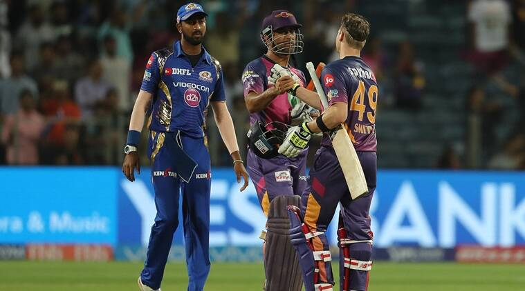 Harsh Goenka, Harsh Goenka RPS, Harsh Goenka MS Dhoni, Steve Smith, Rising Pune Supergiant, sports news, sports, cricket news, Cricket, Indian Express