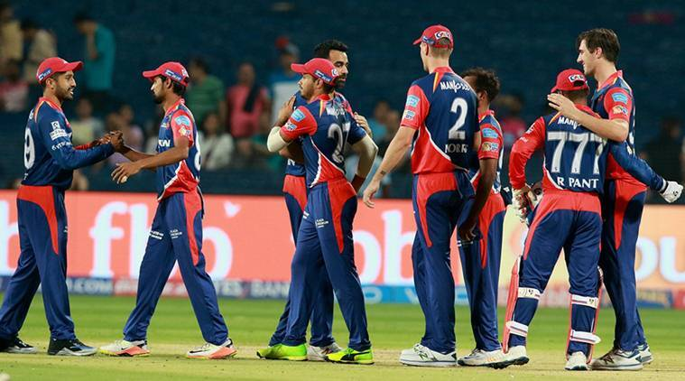 rising pune supergiant, rps, delhi daredevils, dd, rps vs dd, ipl 2017, ipl 10, rps vs dd report, sanju samson, chris morris, ipl news, cricket news, sports news, indian express