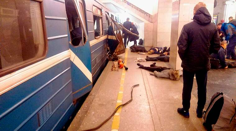 Russia metro explosion: Did ISIS hatch a terror plot two ...