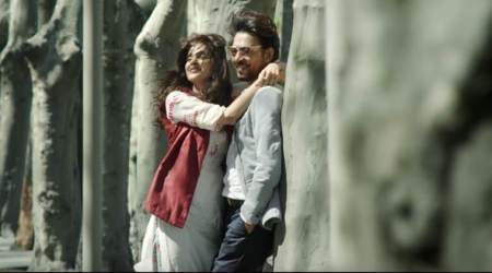 saba qamar, irrfan khan, hindi medium, hindi medium movie, hindi medium pic, irrfan saba