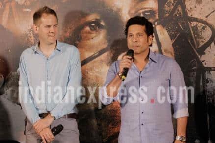 Sachin A Billion Dreams, Sachin Tendulkar, sachin tendulkar movie, sachin tendulkar movie trailer launch,