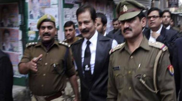 sahara, subrata roy, sahara case, sahara money case, money laundering, sabrata roy warrant, SEBI, sebi court, indian express news, india news, business news