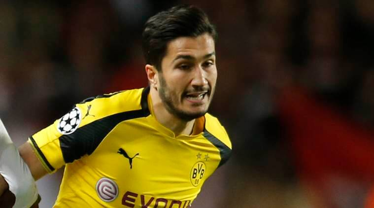 Nuri Sahin signs Dortmund extension to 2019