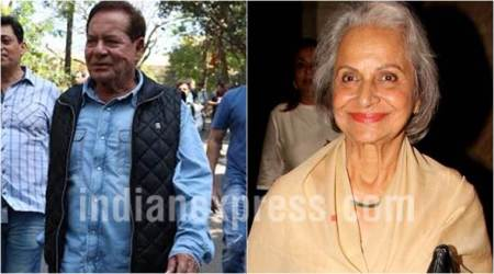 Bandra residents Salim Khan, Waheeda Rehman oppose toilet on promenade