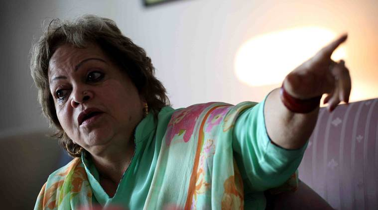 Salma Ansari, Triple Talaq,Triple TalaqSalma Ansari,HamidAnsari wife triple talaq, Quran triple talaq,Salma Ansari Muslim divorce, India news, Indian Express