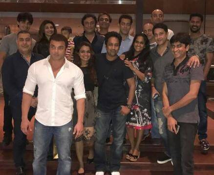 salman khan, ahil, salman khan hong kong, da-bang tour, salman khan dance performance, sohail khan, arpita khan sharma, aayush sharma, daisy shah, prabhu deva, ahil salman