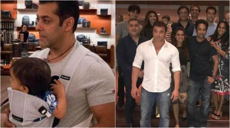 Not Salman Khan, his nephew Ahil is the star of Da-Bang tour. See pics from their Hong Kong tour