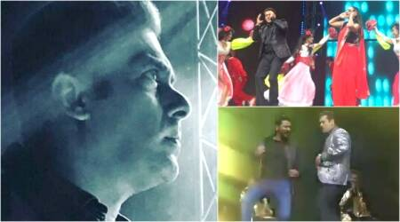Da-Bangg Tour: Salman Khan, Sonakshi Sinha and Prabhudheva set the stage on fire in Sydney. See pic, videos