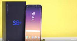 Samsung Galaxy S8+ First Look Video