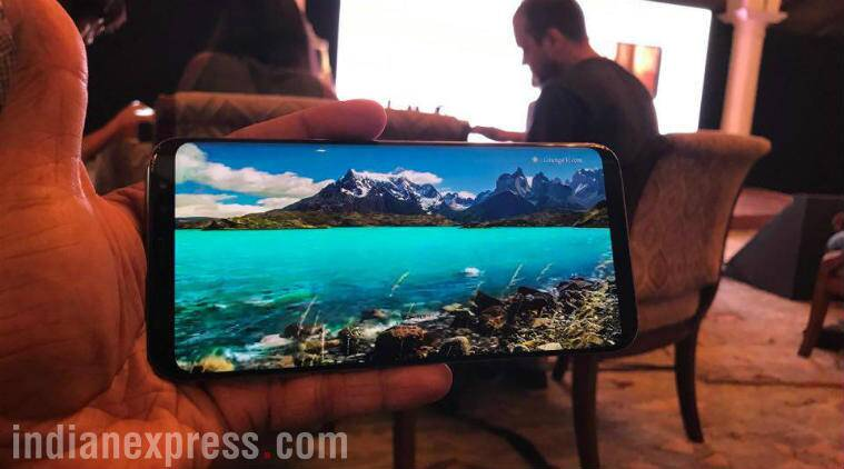 Samsung, Samsung Galaxy S8, Galaxy S8 India launch, Galaxy S8 price, Galaxy S8 first impressions, Galaxy S8 review, Galaxy S8 features, Galaxy S8 specifications, Flipkart, Samsung Galaxy S8 plus, Galaxy S8+, Galaxy S8 plus price, Galaxy S8 plus features, Galaxy S8 camera, Bixby, smartphones, technology, technology news