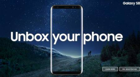 Samsung, Samsung Galaxy S8, Galaxy S8 India launch, Galaxy S8 India launch date, Galaxy S8+ India price, Galaxy S8 Price in India, Samsung Galaxy S8 Plus specs, Galaxy S8 features, mobiles, smartphones