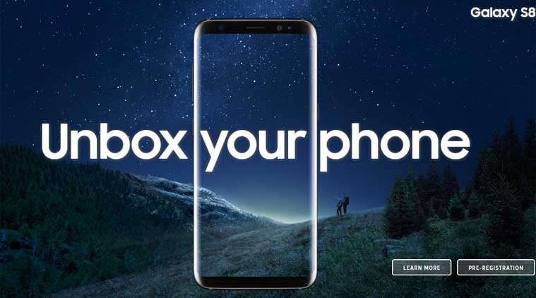 Samsung Galaxy S8 And Galaxy S8 India Launch Soon Here S