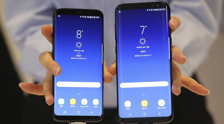 Samsung's Galaxy S8 hits stores in South Korea, aims to move on from Note 7 crisis