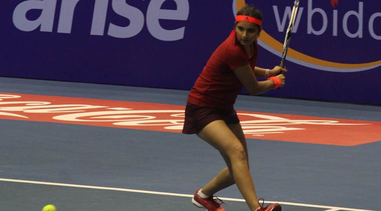 sania mirza, sania, sania mirza french open, french open 2017, french open, tennis news, tennis, indian express