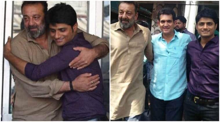 Sanjay dutt, bhoomi, bhoomi wrap, sanjay dutt bhoomi, sanjay dutt comeback film, bhoomi story, aditi rao hydari, shekhar suman, sanjay dutt films