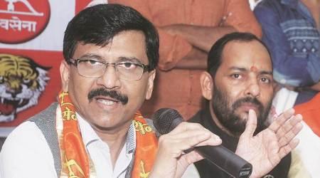 Amit Shah cannot change Shiv Sena's stand: SanjayRaut