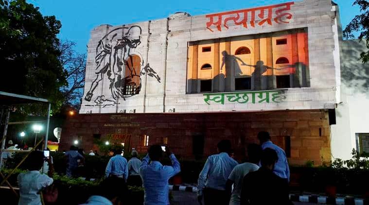 narendra modi, swachh bharat, openDefecation free, swachh bharat mission,Swachhagraha, pm modi, champaran satyagraha, indian express, india news