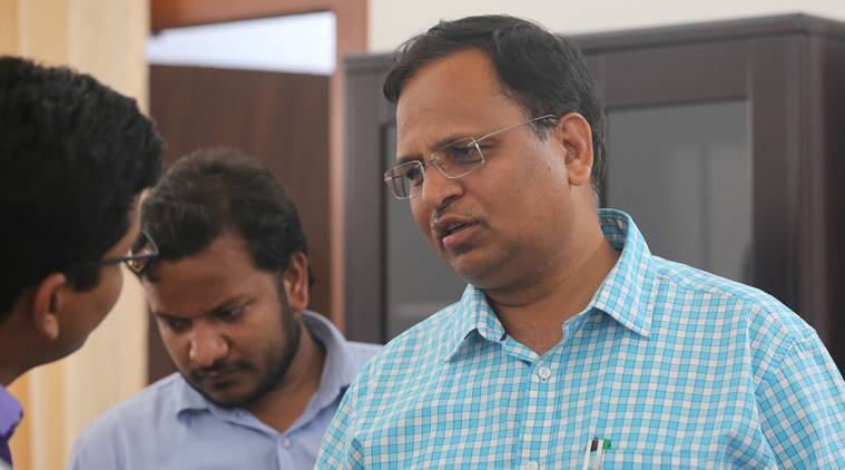 Delhi Health Minister Satyendra Jain, CBI, money laundering, Satyendra Jain, Delhi Health Minister, Indian Express, Indian Express News