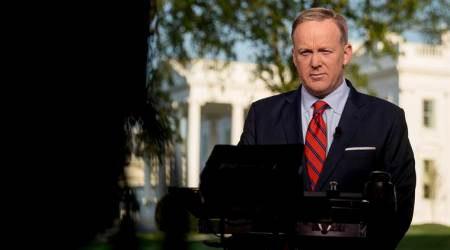White House press secretary Sean Spicer expected to take less public role