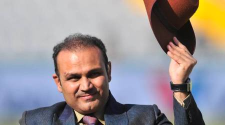 Virender Sehwag, Virender Sehwag, Major Leetul Gogoi, Sehwag gogoi, Virender Sehwag India, India Virender Sehwag, Virender Sehwag tweet, Army Jawan, Army Jawan assault, cricket news, Cricket, Indian Express