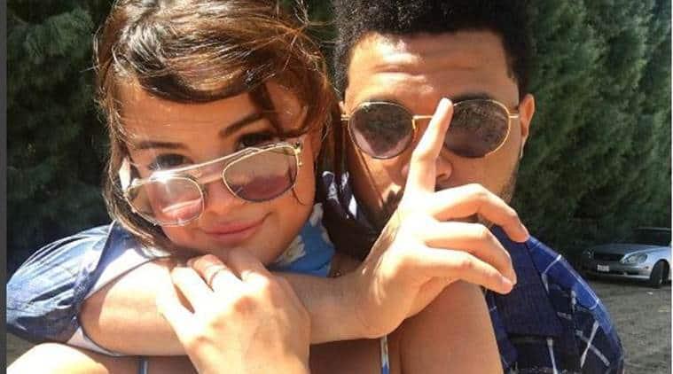 Selena Gomez, Selena Gomez boyfriend, Selena Gomez news, Selena Gomez songs, The Weeknd Selena Gomez, Selena Gomez The Weeknd, Selena Gomez images, Selena Gomez pics, Selena Gomez latest news, Selena Gomez boyfriend pics, Selena Gomez weeknd pics, entertainment news, indian express, indian express news