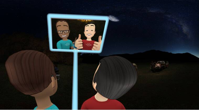 Facebook, Facebook Spaces, Spaces Vr app, Virtual Reality, Oculus, Facebook Spaces Oculus, Oculus Store, Facebook Spaces features, Spaces, Spaces download, Spaces launch, technology, technology news