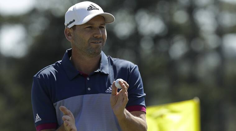 Sergio Garcia, Sergio Garcia news, Sergio Garcia updates, Augusta National, Augusta National news, Augusta National updates, sports. sports news, golf news, Golf, Indian Express