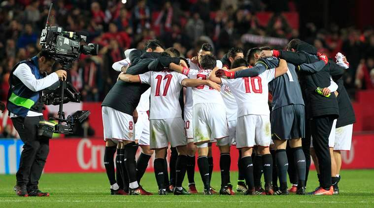 sevilla, sevilla la liga, la liga table, la liga news, barcelona, real madrid, atletico madrid, valencia, football news, sports news, indian express