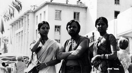 shabana azmi, cannes film festival, cannes film festival 1976, smita patil, shyam benegal