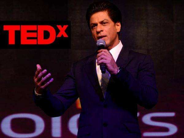 Image result for Shahrukh Khan TED