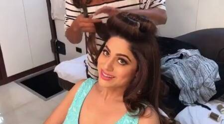 Shamita Shetty to make acting comeback, set to debut in web-series. Watch video