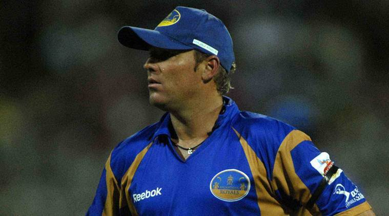 Shane Warne, Rajasthan Royals, IPL 11, Indian Premier League, CSK, Chennai Super Kings, cricket news, indian express sports