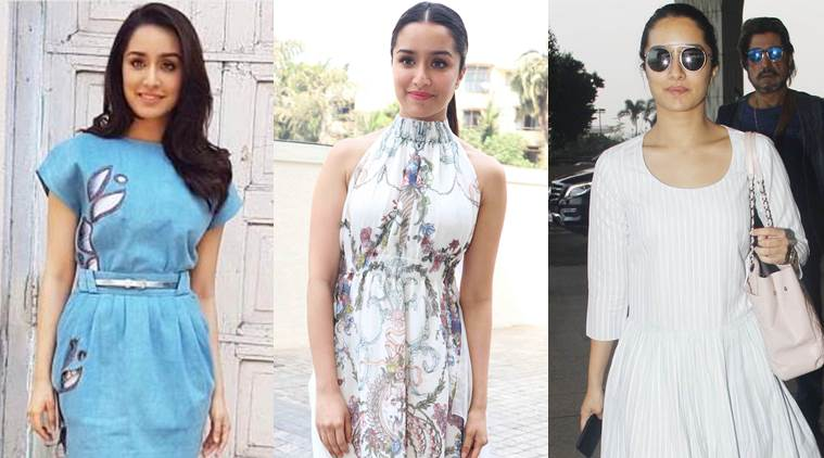 Shraddha Kapoor's wardrobe for Half Girlfriend promotions is as soothing as the breath of spring